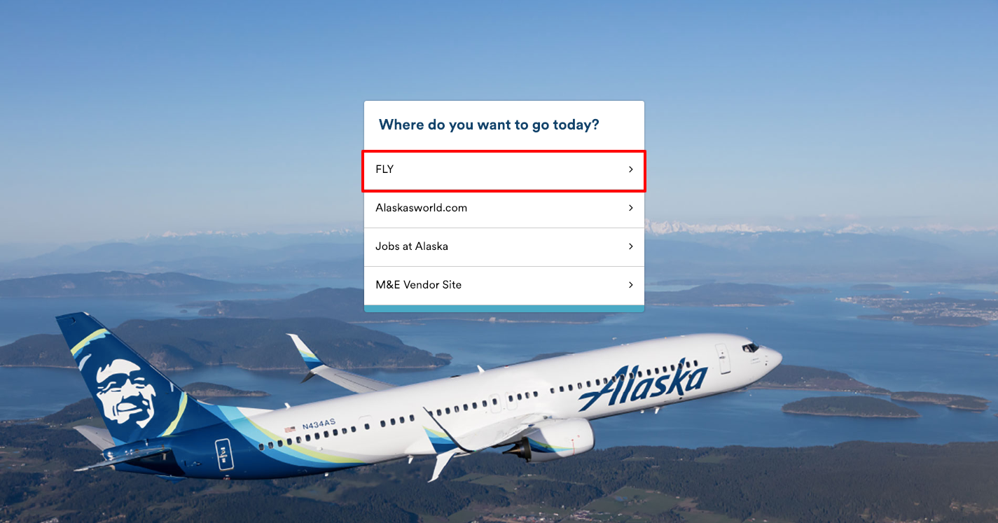 Alaska Airlines Paperless Employee Travel Login