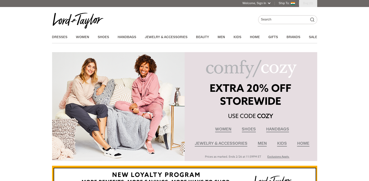 Lord And Taylor Employee Portal - Best Employee 2019