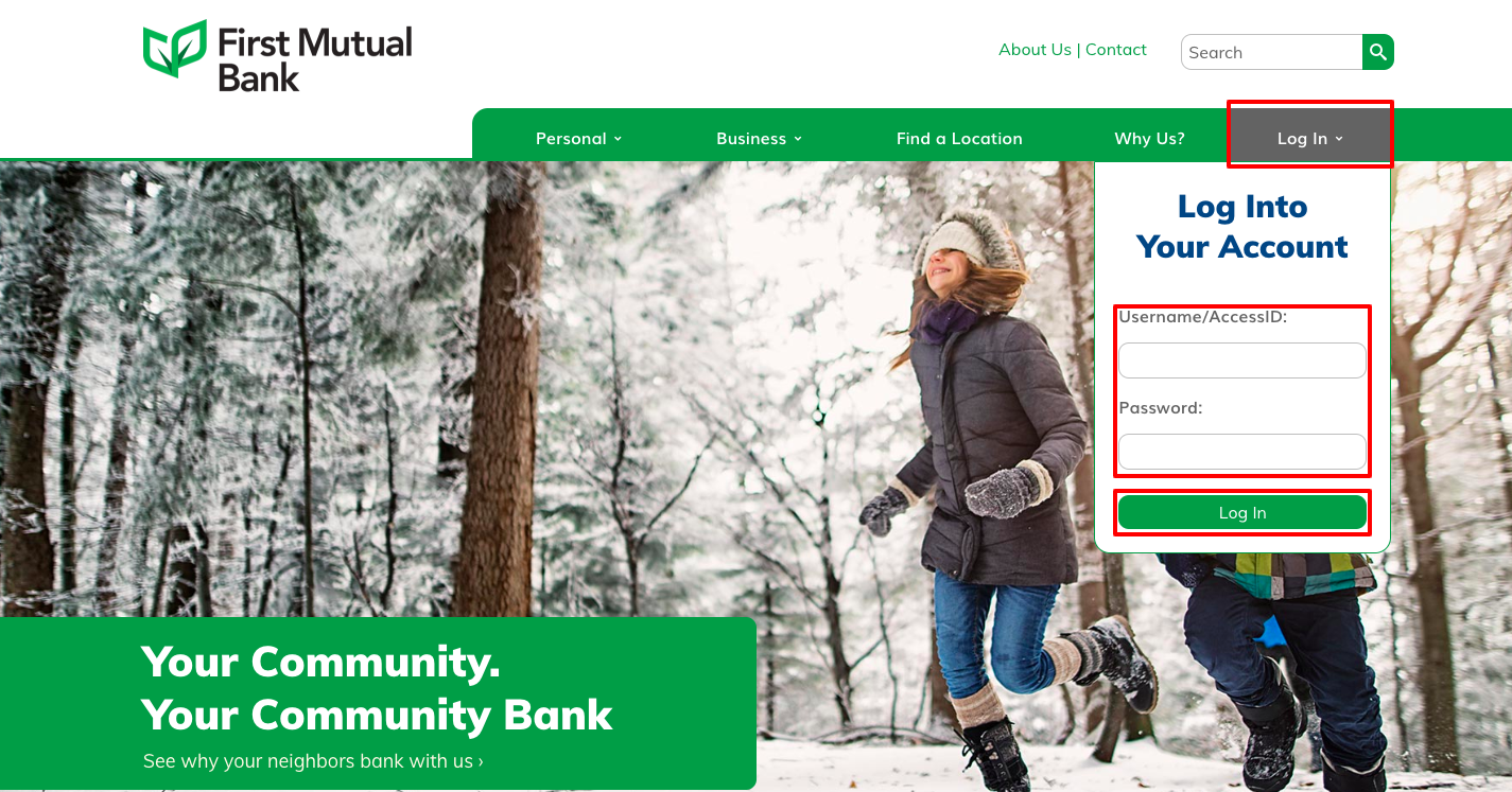 Belpre Savings Bank Online Banking Login