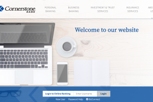 www.cornerstoneconnect.com – Cornerstone Bank Online Banking Login
