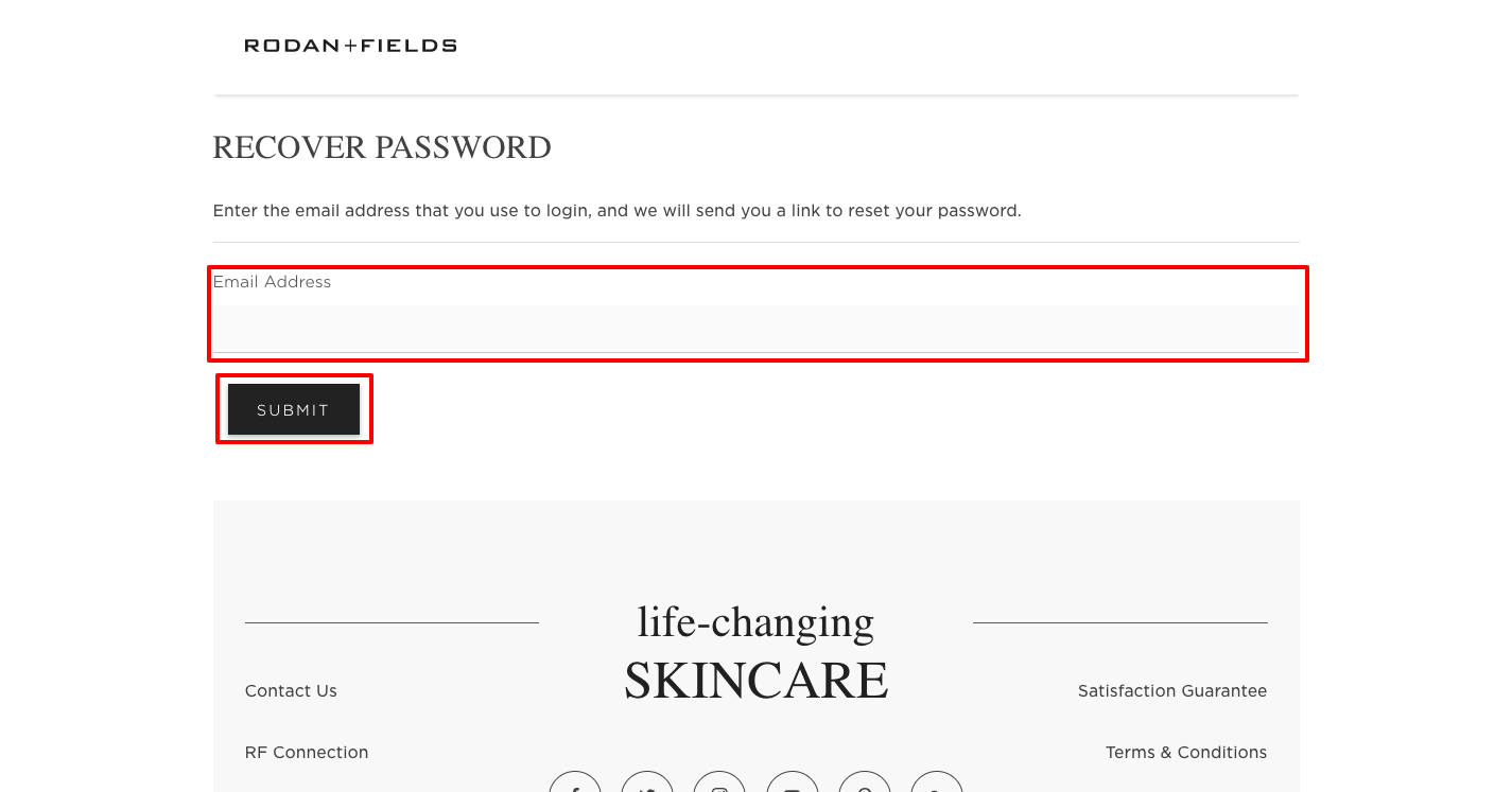 Rodan and Fields Pulse Login