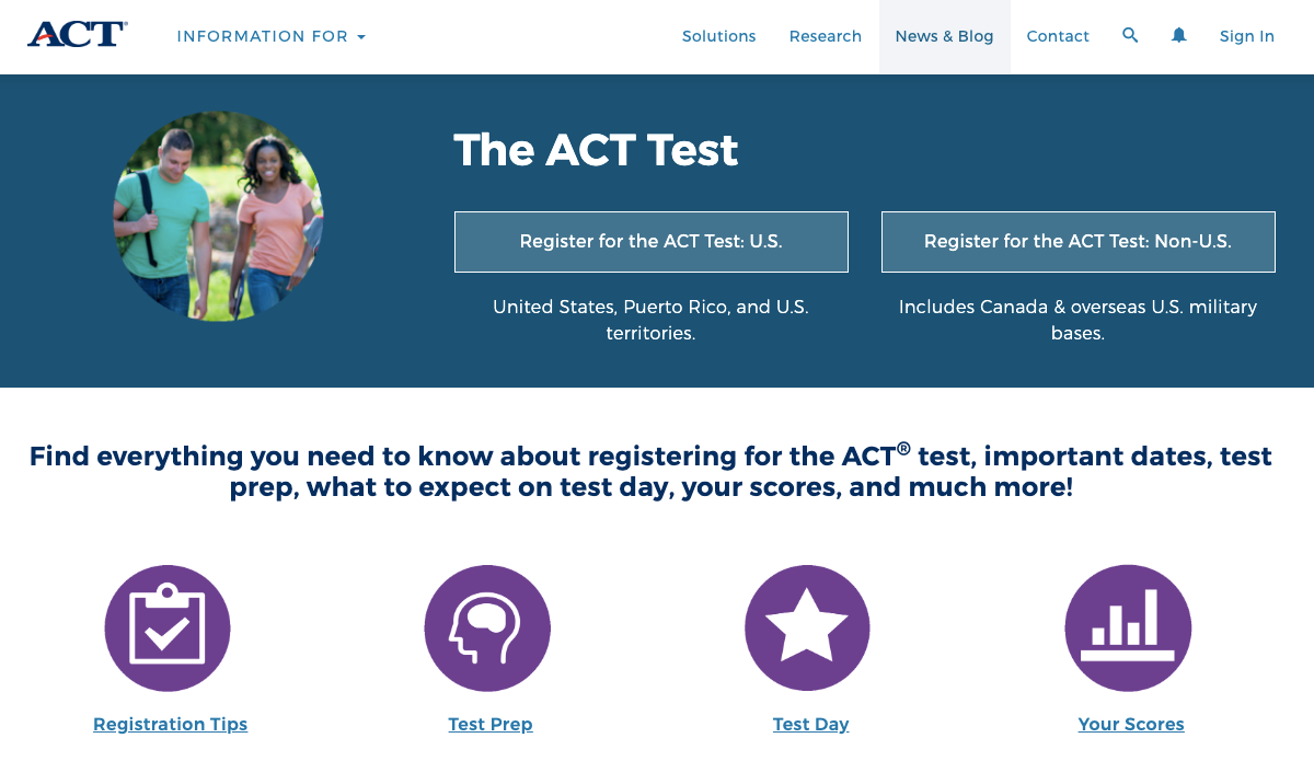 ACT Student