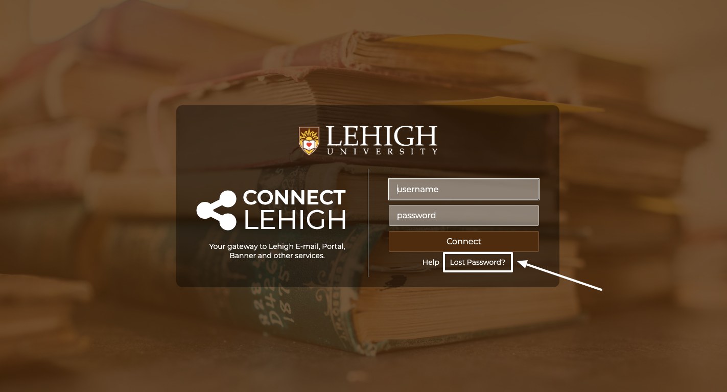 Lehigh University login