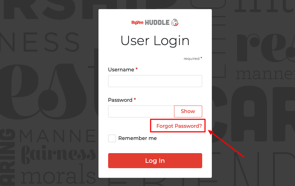 Huddle Login