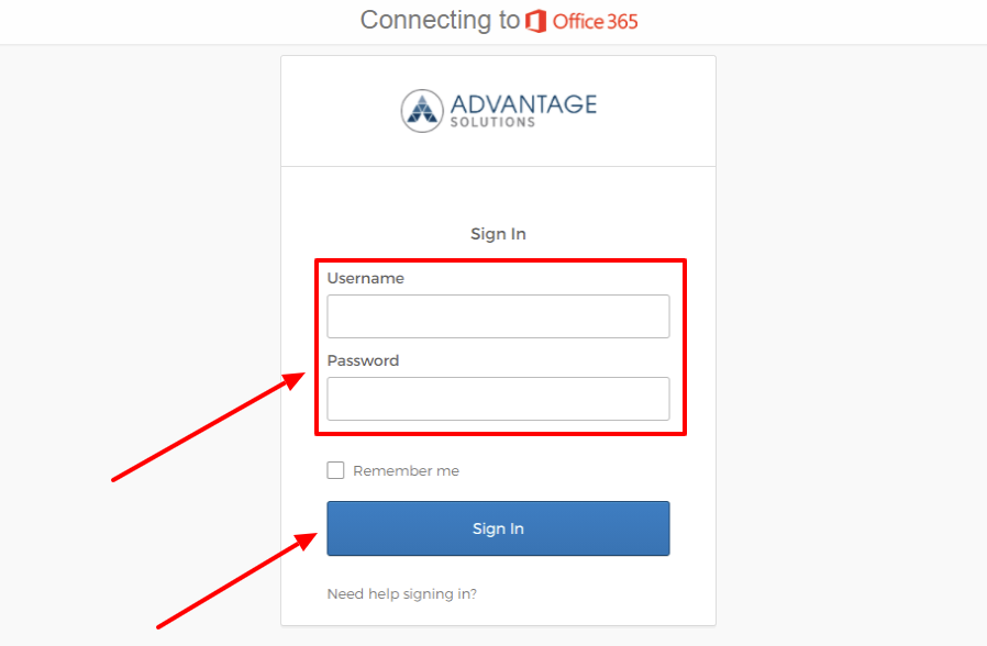 ASM CONNECTS Employee Login