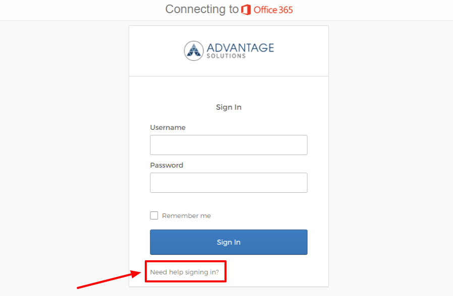 ASM CONNECTS Login